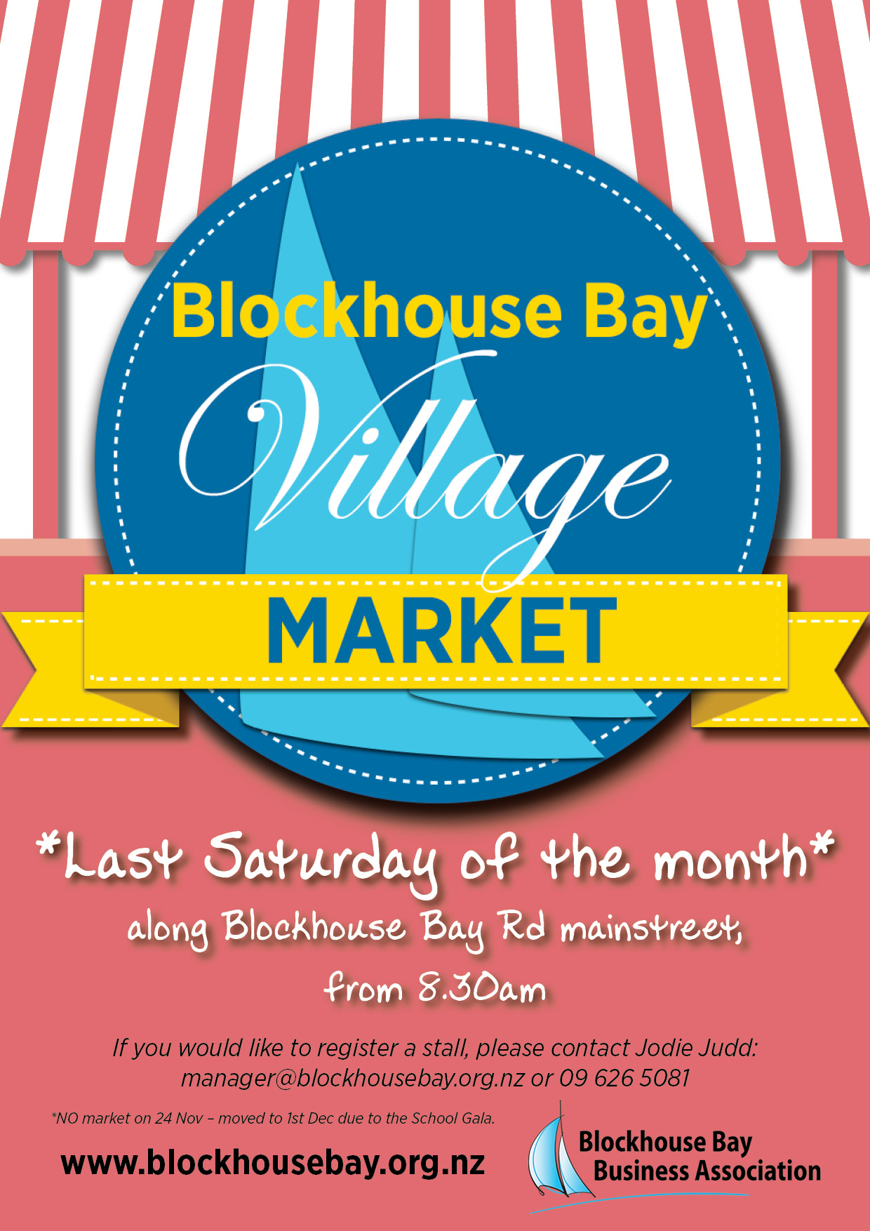 BHB Market Day Poster 1