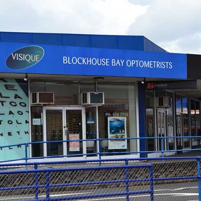 Visique Optometrists Blockhouse Bay