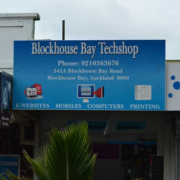 Blockhouse Bay Tech Shop
